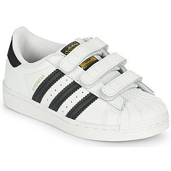 adidas NY 92 CF I boys's Children's Shoes (Trainers) in White. Sizes available:3 toddler,4 toddler,7 toddler,8.5 toddler,8 toddler,6 toddler,5.5 ...